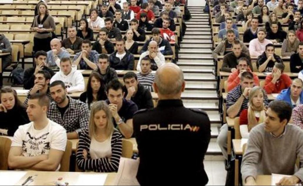 Requisitos policía nacional
